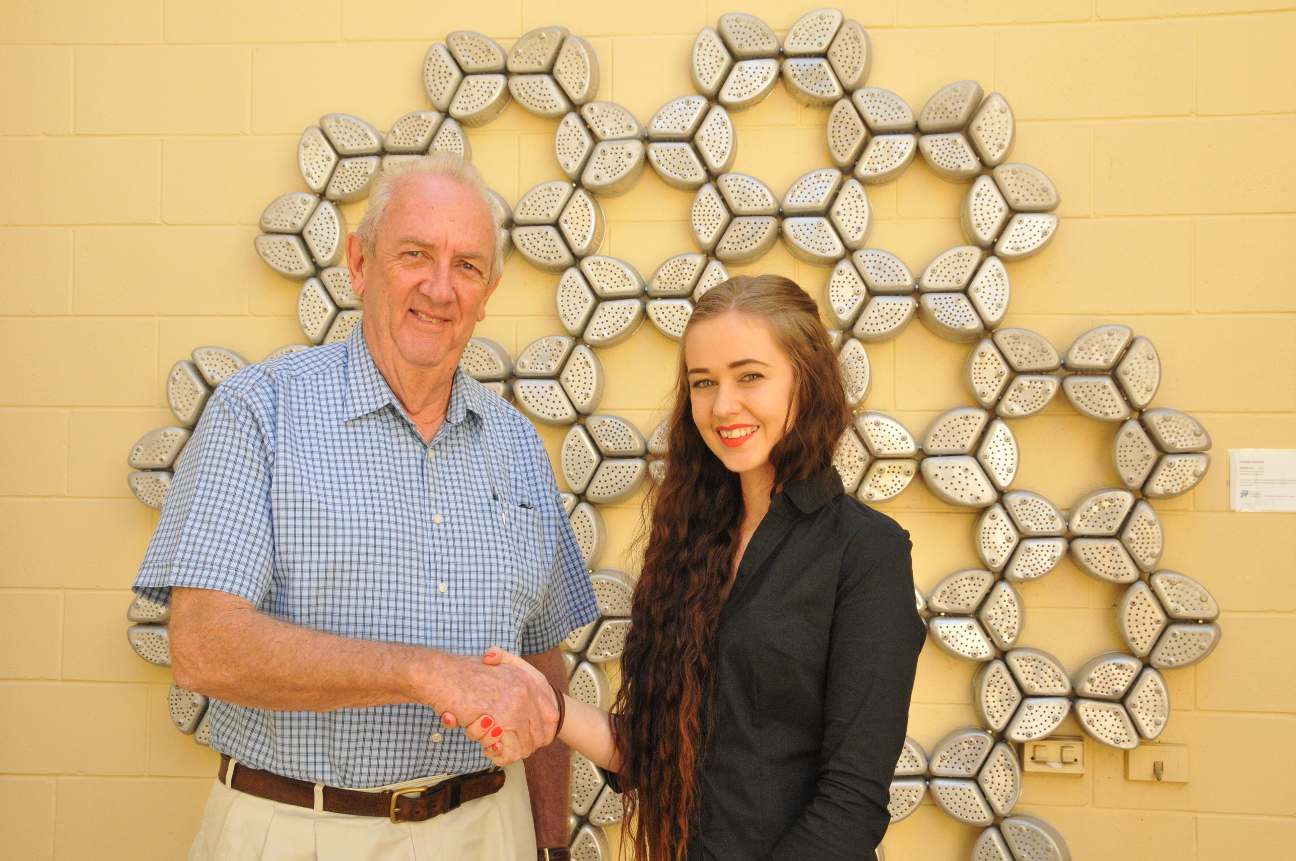 Congratulations To Cassandra Paddick For Obtaining The 2015 Golding Visual Arts Bursary