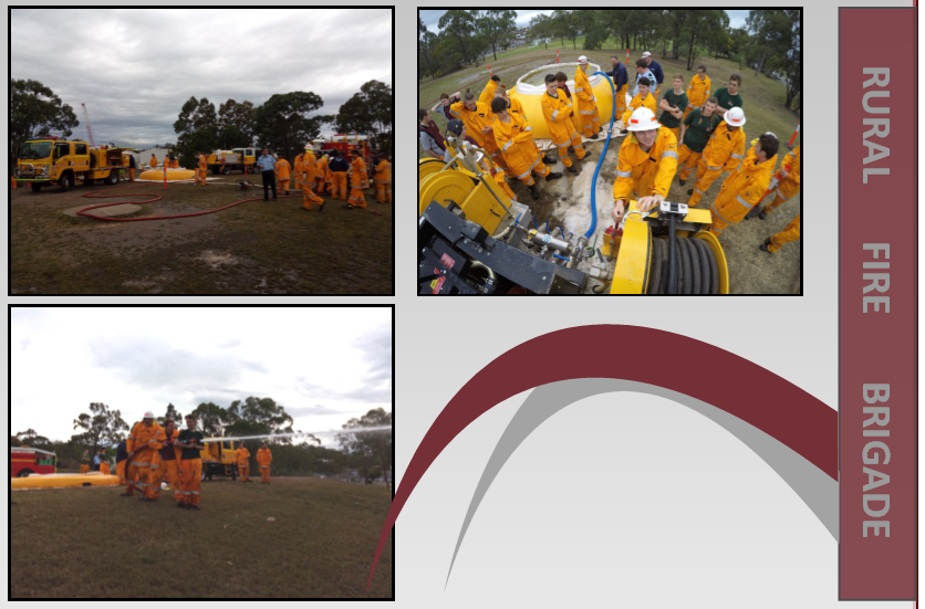 Rural Fire Brigade - School Base Program