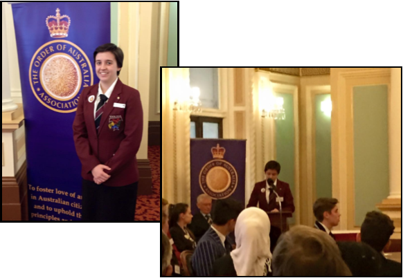 Queensland Secondary Schools Citizenship Award